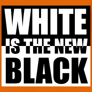 White Is The New Black T-Shirts - Women's Premium T-Shirt