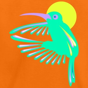 Hummingbird in the sun  - Kids' Premium T-Shirt
