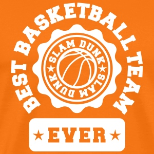 Best Basketball Team Tee shirts - T-shirt Premium Homme