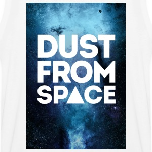 DUST FROM SPACE+HIPSTER+MOUSTACHE+GEEK+SWAG STYLE T-Shirts - Männer Premium Tank Top