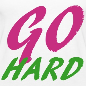 Go Hard Tops - Frauen Premium Tank Top