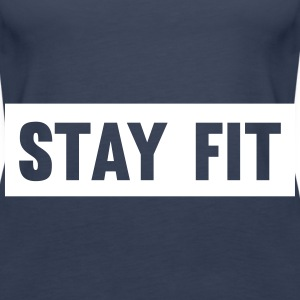Stay Fit Tops - Vrouwen Premium tank top