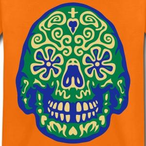 Mexican death skull head tetedemort 8