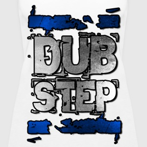 Dubstep T-Shirts Tops - Frauen Premium Tank Top