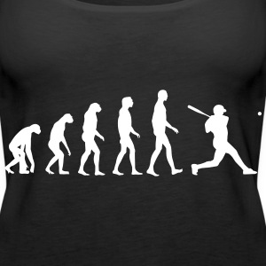 baseball evolution Tops - Frauen Premium Tank Top