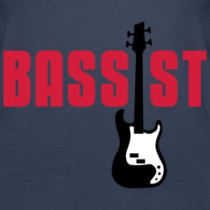bassist Tops - Women's Premium Tank Top