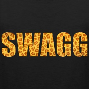 Swagg Leopard Gold Tee shirts - Débardeur Premium Homme