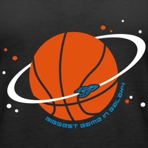 Planet Sport Basketball Tops - Frauen Premium Tank Top