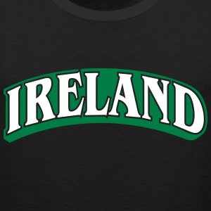 ireland  T-Shirts - Men's Premium Tank Top