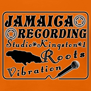 jamaica recording studio kingston T-Shirts - Women's Premium T-Shirt