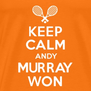Andy Won - Men's Premium T-Shirt