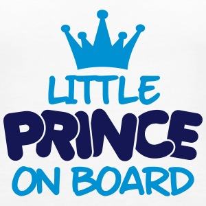 little prince on board Tops - Women's Premium Tank Top