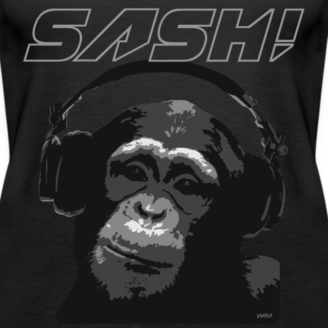SASH! - Monkey DJ  (GIRL) (NEW)