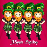 Motif ~ Mini-Kriss - Irlandais - Débardeur femme MP