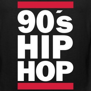 90s Hip Hop T-Shirts - Men's Premium Tank Top