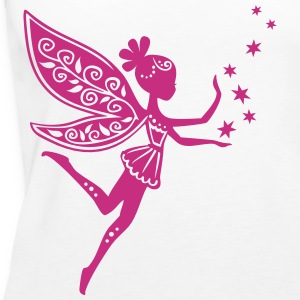 fairy, pixie, Elf, star, magic, witchcraft, summer Tops - Women's Premium Tank Top
