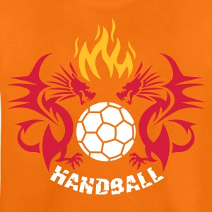 HANDBALL Drachen Shirts - Teenage Premium T-Shirt