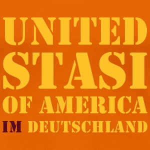 US (t) A United Stasi of America - IM 2 T-Shirts - Frauen Premium T-Shirt