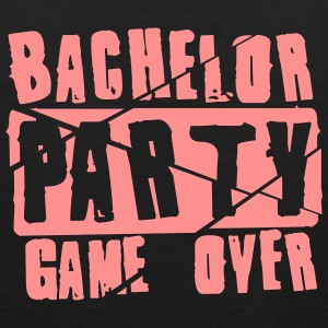 Bachelor Party Game Over T-Shirts - Männer Premium Tank Top