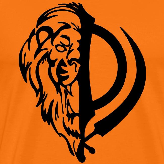 71c76ecd PTHoodyBest | Lion Khanda - Men's Premium T-Shirt