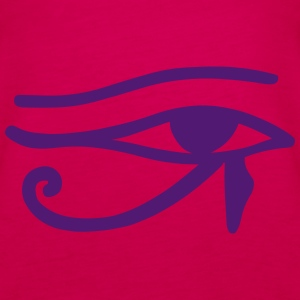Egyptian Eye of Horus Tops - Women's Premium Tank Top