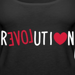 Love Revolution Tops - Women's Premium Tank Top