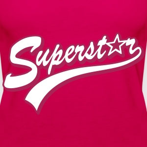 superstar Tops - Vrouwen Premium tank top