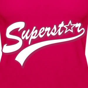 superstar Tops - Women's Premium Tank Top