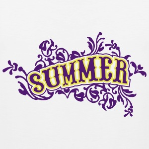 summer T-Shirts - Men's Premium Tank Top