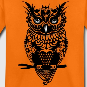 A dark owl Shirts - Teenage Premium T-Shirt