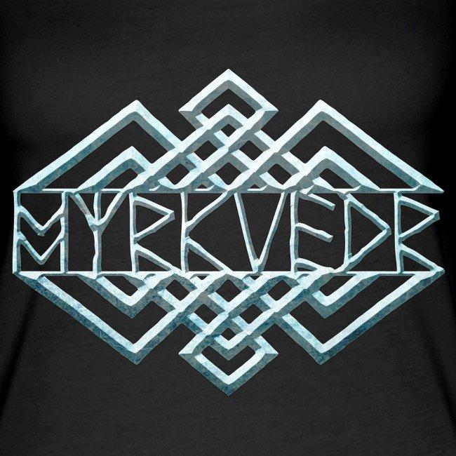 Myrkvedr - Logo (Ice) Tank Top (Women)