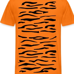Tiger Stripes T-Shirt - Men's Premium T-Shirt