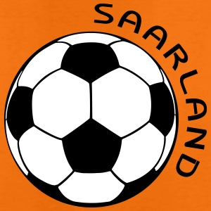 Saarland Fußball Fan Shirt T-Shirts - Teenager Premium T-Shirt