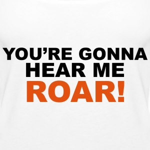 Roar Tops - Women's Premium Tank Top