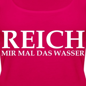 reich Tops - Frauen Premium Tank Top