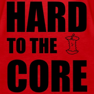 Hard To The Core Tops - Vrouwen Premium tank top