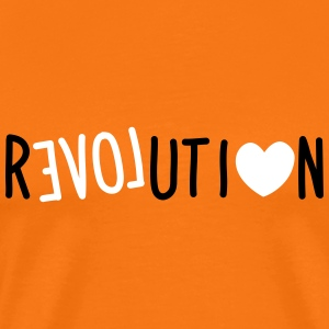 Love Revolution T-Shirts - Men's Premium T-Shirt
