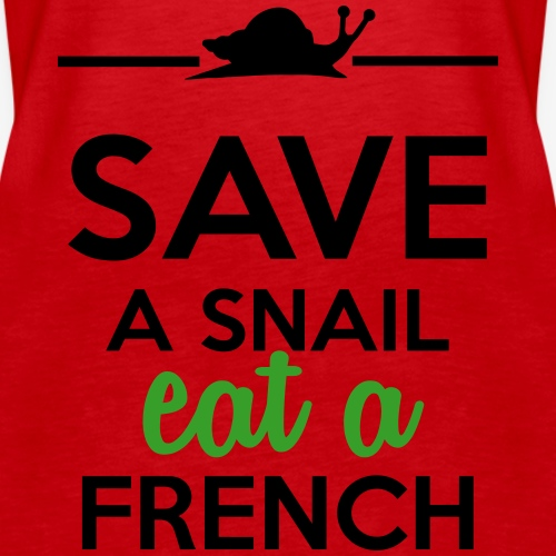 Essen & Kulinarisches - Save a Snail eat a French