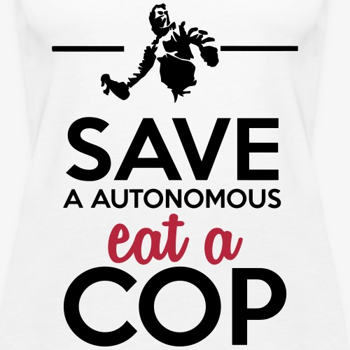 Autonomous and police - Save a Autonomous eat a Co