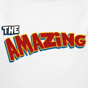 The amazing me Hoodies - Longlseeve Baby Bodysuit
