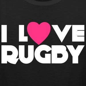 I Love Rugby Tee shirts - Débardeur Premium Homme