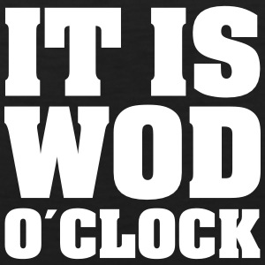 It Is WOD O´Clock Tee shirts - Débardeur Premium Homme