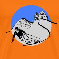 Motiv ~ sga skiing blau