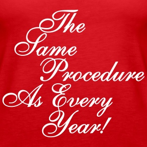 The Same Procedure Tops - Frauen Premium Tank Top