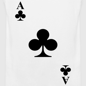 Ace of clubs Tank Tops - Men's Premium Tank Top