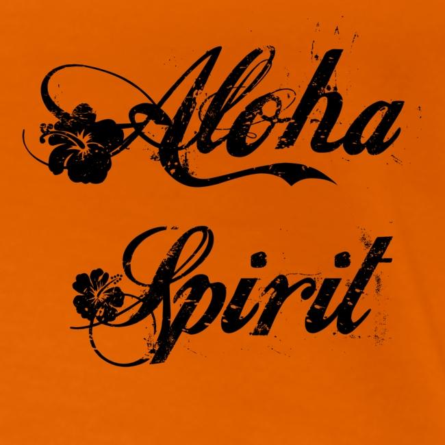 "Tee shirt Femme, American Apparel ""Aloha"""