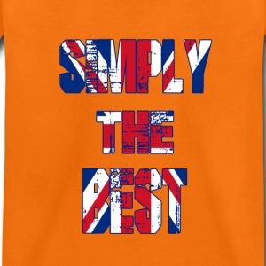 Simply The Best T Shirt - Kids' Premium T-Shirt