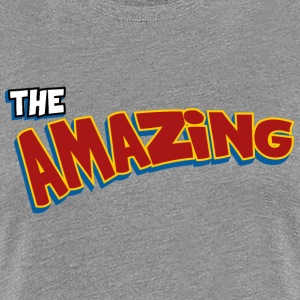 The amazing me T-Shirts - Women's Premium T-Shirt
