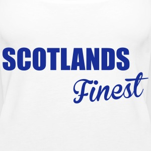 Scotlands Finest Tops - Women's Premium Tank Top