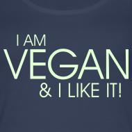 Motiv ~ I am vegan and I like it